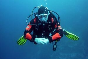 泰國-【潛水考證】泰國芭提雅5天*進階潛水員考證*重慶往返*等待確認<專業中文小班教學,專業潛水裝備>
