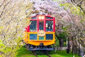 日本【當地玩樂】京都嵯峨野觀光小火車+保津川漂流+嵐山一日游