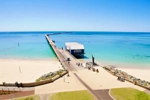 珀斯-【尚·深度】西澳大利亚8天*原野星光*浪漫幸运湾*醉美粉红湖*广州往返<出海抓龙虾,巴瑟尔顿栈桥>