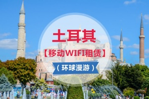 土耳其【移動WIFI租賃】