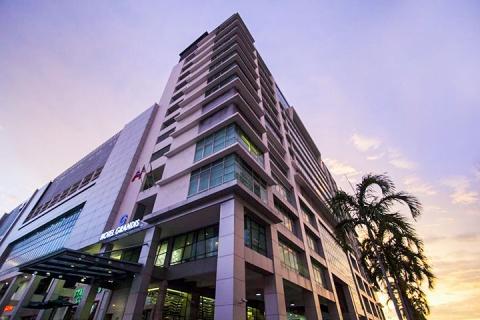 马来西亚沙巴5天*格兰迪斯酒店*南航广州往返<市区豪华海边酒店>