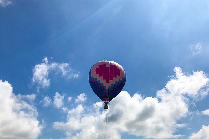 【阳朔自由行】阳朔热气球3天*含两晚超豪华酒店*体验热气球系留飞行*美豪酒店<含往返动车票>
