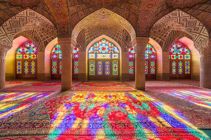【乐·深度】伊朗8-10天*波斯帝国*中文导游讲解<德黑兰,设拉子,伊斯法罕,卡尚>