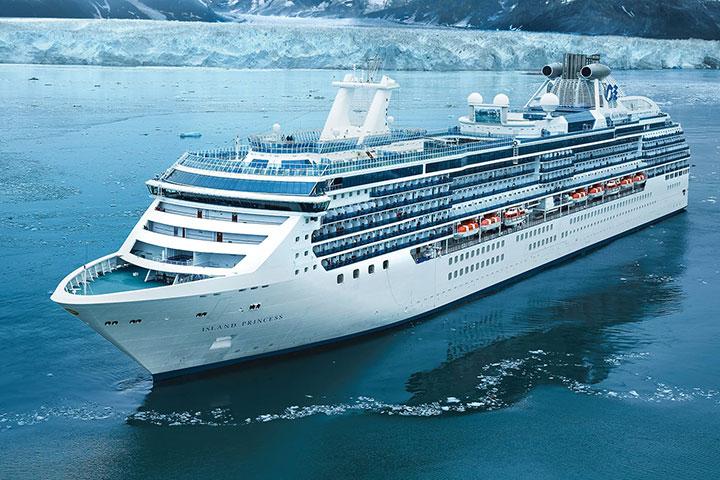 公主邮轮海岛公主号美国-巴拿马运河-哥斯达黎加-加勒比海15天