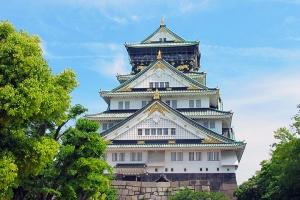 日本-【自由行】日本大阪4天*单机票*广州往返<即时确认>