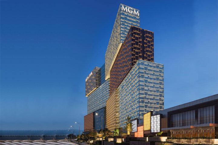 澳门美狮美高梅酒店MGM COTAI-度假景观双床客房--奇美住宿套票(每晚含澳门币500元酒店消费金,最多可连住3晚)