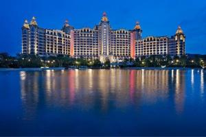 广州长隆-珠海长隆横琴湾酒店+广州长隆熊猫酒店