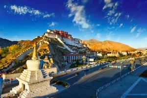 西藏-【典·休闲】西藏、拉萨、林芝双飞6/5天*直飞林芝往返*慢游西藏*6人成团*布达拉宫<全程升级挂牌四星酒店,鲁朗林海观景台>