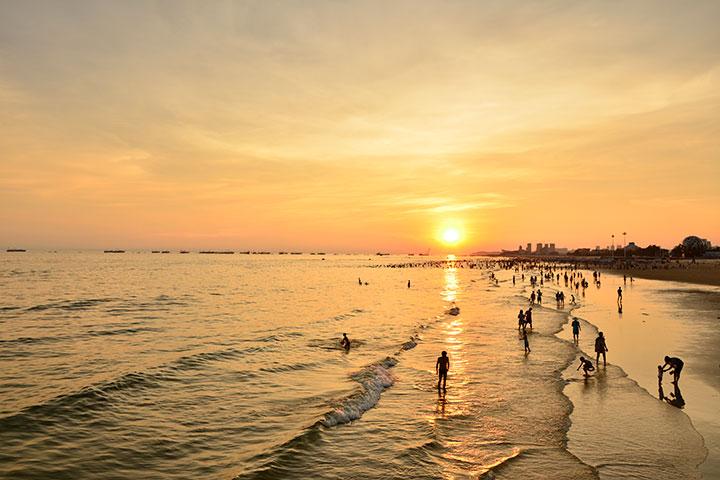 【精品小团】北海、双飞4天*旅拍<4人成团,涠洲岛,十里银滩,海鲜宴>