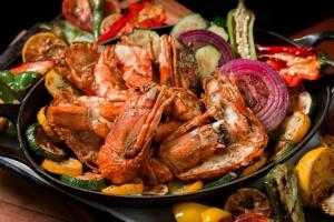 限时热卖:澳门金沙城中心康莱德酒店奥旋蟹宴自助晚餐