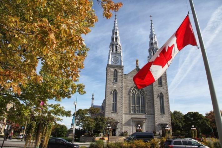 渥太华圣母院