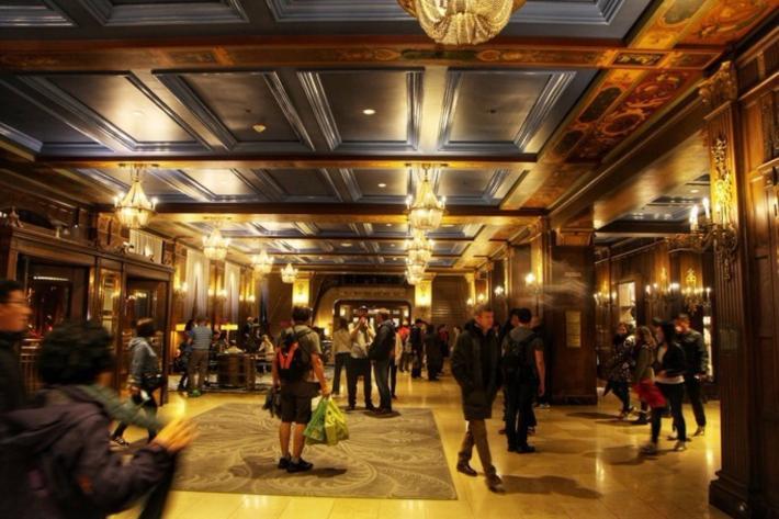 芳缇克娜古堡酒店