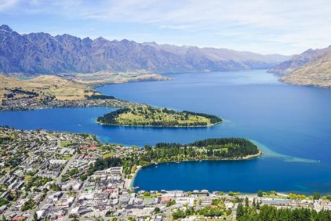 新西兰南北岛13天.纽式假期.纯玩.浪漫萤火虫洞.温馨企鹅归巢