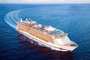 【加勒比海邮轮】皇家加勒比游轮海洋魅丽号 美国-拉巴地-牙买加-墨西哥*加勒比海度假游12天<全球至大22万吨,赠送全程岸上游活动,小哈瓦那,大沼泽公园,索格拉斯品牌折扣中心>