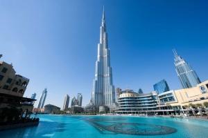 迪拜-【尚·休闲】阿联酋迪拜、阿布扎比6天*迪拜乐园*法拉利或华纳兄弟主题公园*室内滑雪场<帆船景观运河古堡逸宮酒店,迪拜乐园园区酒店>