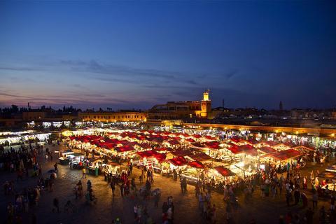 【尚·慢享】摩洛哥9/10天*全程纯玩<白色之城卡萨布兰卡,政治首都拉巴特,多门之城梅克内斯,浪漫古城菲斯,红色之城马拉喀什>