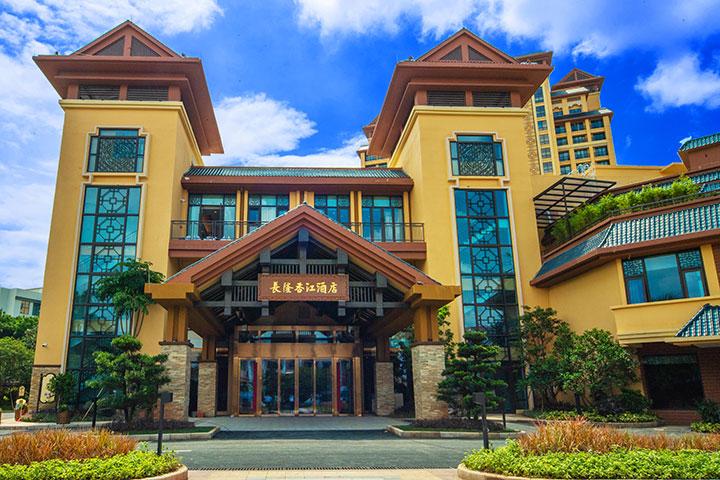 广州长隆香江酒店(长隆野生动物世界店)-老虎房(2天1晚双人-动物园)