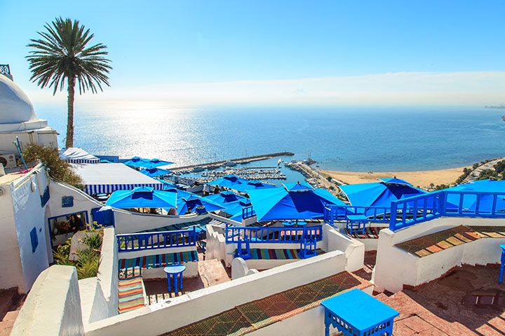【典·博览】突尼斯、卡塔尔多哈10天*古今双享*广州往返<撒哈拉门户杜兹,人工奇迹珍珠岛,蓝白小镇>
