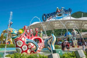 【乐园】香港迪士尼乐园、香港海洋公园3天*双园自由行套票*双程*直通巴士