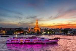 曼谷-【自由行】泰國曼谷5天*機票+泰國簽證或一晚酒店含早餐+贈廣州市區至機場往返接送*廣州往返<抵玩曼谷自由行     搶購專供>