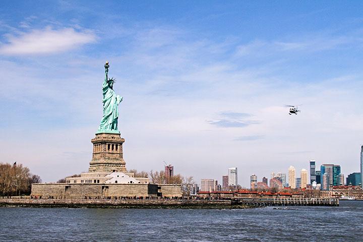 【典·博览】美国东西岸12天*玩美精华<自由女神游船,曼哈顿时代广场>