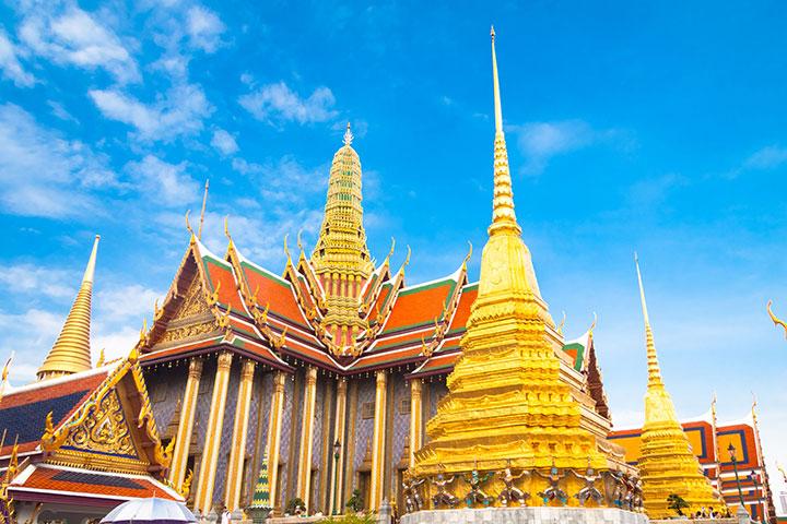 【自由行】泰国曼谷6天*机票+1晚酒店*广州往返<抵玩曼谷自由行>
