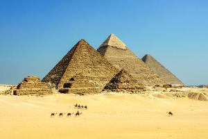【典·休闲】埃及9天*经典之旅*吉林往返<全程超豪华酒店住宿,埃及金字塔,潜水胜地红海,金字塔景观餐厅享阿拉伯特色餐>
