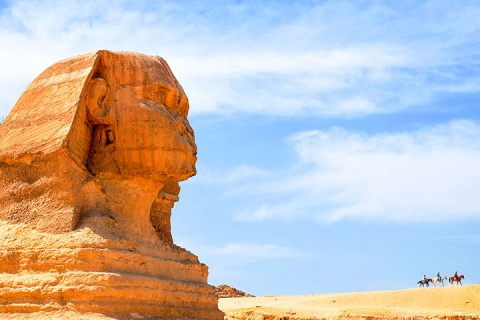 【尚·博览】埃及9/10天*文化之旅<埃及首都开罗,潜水圣地红海洪加达,全程超豪华酒店,金字塔旁餐厅享阿拉伯特色餐,FSCJ>