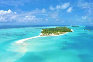 【自由行】馬爾代夫(太陽島)6天*機+酒*廣州往返*等待確認<浮潛、含早晚餐、中文服務、內陸飛機+快艇接送>