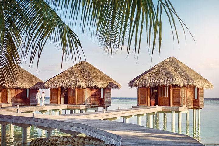 【自由行】马尔代夫(LUX岛)6天*机+酒*广州往返*等待确认<全岛免费wifi、中文服务,亲子、蜜月、内陆飞机+快艇上岛或水上飞机>