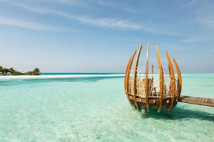 【自由行】馬爾代夫(LUX島)6天*機+酒*廣州往返*等待確認<全島免費wifi、中文服務,親子、蜜月、內陸飛機+快艇上島或水上飛機>