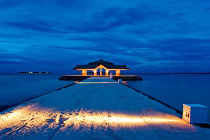 【自由行】马尔代夫(金多玛岛)6天*机+酒*广州往返*等待确认<免费wifi、中文服务、holiday inn集团,快艇上岛>