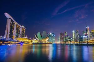 【自由行】新加坡5天*金沙爆款*3晚豪华酒店+1晚金沙酒店*赠送机场接机*广州往返*等待确认<畅享无边泳池,滨海湾地标酒店>