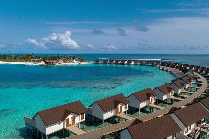 【自由行】马尔代夫(奥静岛)6天*机+酒*一价全包*广州往返*等待确认<一价全包、赠送出海活动,免费minibar、快艇上岛>