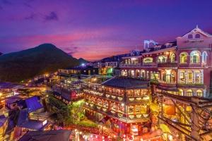 【自由行】台湾5-8天*春节*机票+8天不限流量上网卡*广州或深圳出发<即时确认,赠台北24小时捷运票>