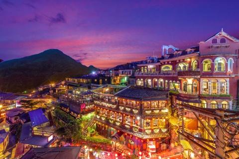 【自由行】台湾5-8天*春节*机票+8天不限流量上网卡*广州或深圳出发
