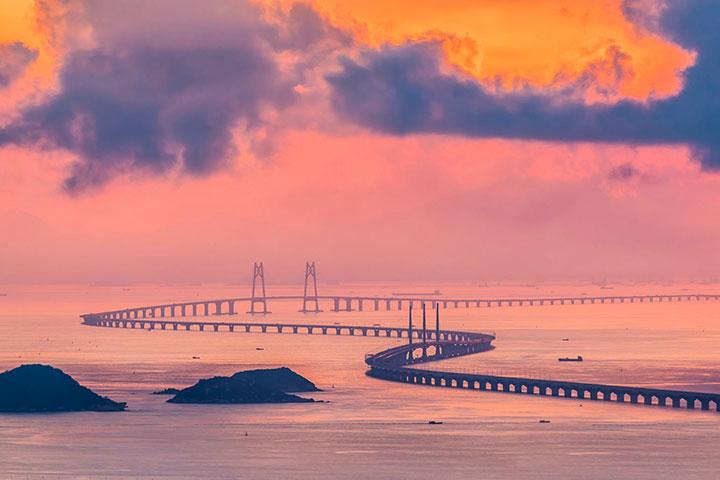 【休闲】香港1天*港珠澳大桥*香港太子自由行*双程交通*一桥飞越伶仃洋              世界七大奇迹之一*免排队快速换乘