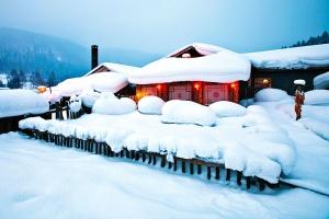 东北滑雪-【东北当地玩乐】哈尔滨、雪乡、亚布力6天5晚*全程越野霸道*激情雪地摩托*赠送雪国大礼包