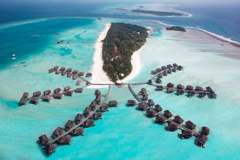 马尔代夫卡尼岛6天*ClubMed度假村 *南航广州往返<4晚会所房,一价全包,中文GO>