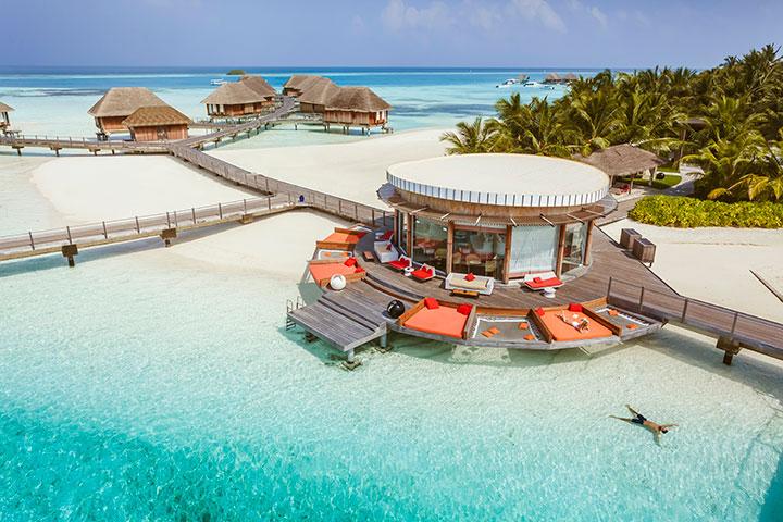 【自由行】马尔代夫卡尼岛6天*ClubMed度假村*南航广州往返*等待确认<4晚会所房,一价全包,中文GO>