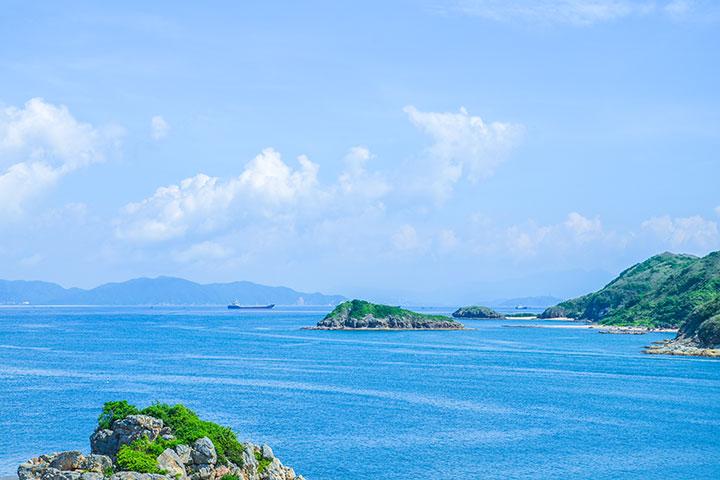 【海滩直通车】惠州大亚湾2天*入住梵高的海公寓*高级园景房<距离小径湾沙滩约3分钟>