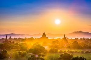 緬甸-【頌·深度】緬甸仰光、蒲甘、曼德勒、內比都6天*廣州直飛仰光<純玩無自費無購物,全程升級豪華酒店,舒適內陸一飛>