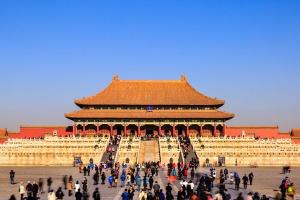 北京-【典·休闲】北京双飞5天*故宫、八达岭、颐和园、天坛*佛山往返*FS