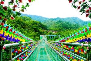 生态-【生态】清远清泉湾无际玻璃桥1天*清泉湾森林公园*包含午餐