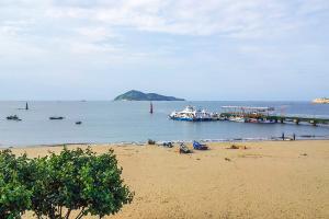 【海滩直通车】阳西2天*沙扒湾*含往返交通*住星际海湾酒店
