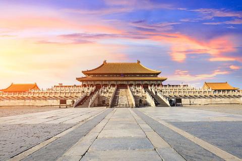 【典·休闲】北京、双飞5天*居庸关长城*故宫博物院*天坛公园*登中央电视塔*乐游<经典京城,北京往返>