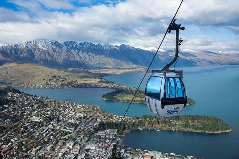 【尚·深度】新西兰南北岛9/10天*冰川峡湾<地热奇景,纽式农庄,缆车自助餐>