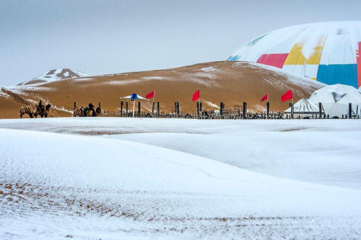 【誉*研学旅行】内蒙古4天*钢铁之城*稀土帝国*蒙元史诗研学课程