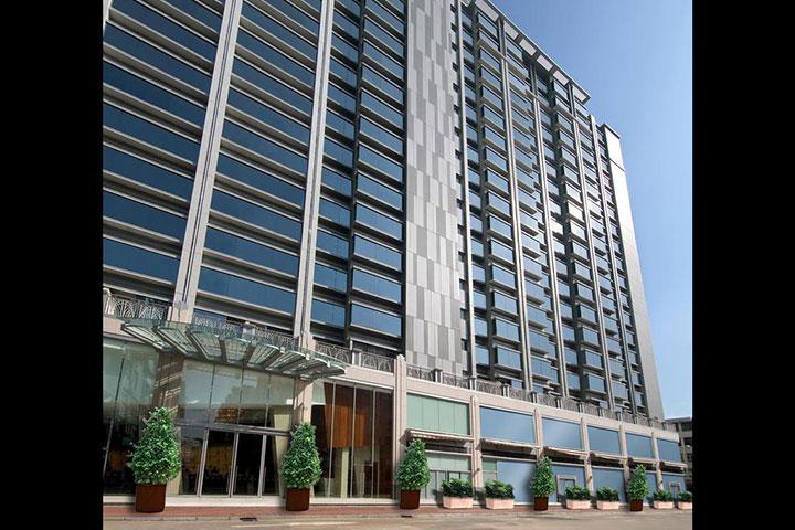 香港8度海逸酒店[Harbour-plaza 8 Degrees]-高级城景房[直连]