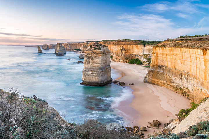 【尚·博览】澳洲10天*绿岛大堡礁*东岸全赏*澳大大<大洋路巡游,奇趣捉蟹乐>